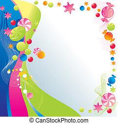 Sweet celebratory design