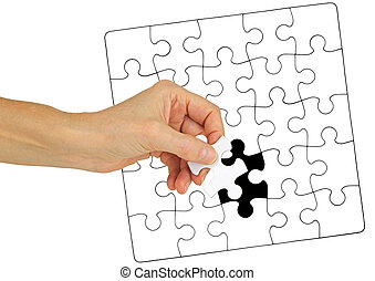 The Missing Piece of the Jigsaw