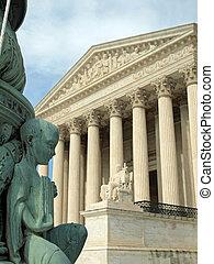 The United States Supreme Court in Washington DC