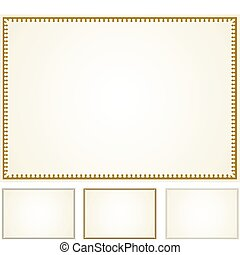 Vector Frame Set