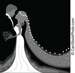 Wedding background